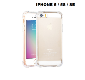 IPHONE 7 / 8 ANTI SHOCK DROP PROOF TRANSPARENT PROTECTION COVER CLEAR CASE IPHONE 5 5S SE IPHONE 6 6S IPHONE 6+ 6S+ IPHONE 7+ IPHONE 8+