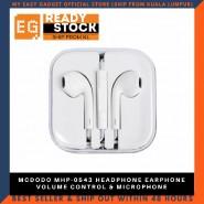 MCDODO MHP-0543 HEADPHONE EARPHONE VOLUME CONTROL & MICROPHONE