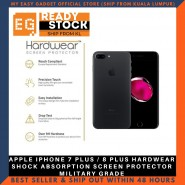 APPLE IPHONE 7 PLUS / 8 PLUS HARDWEAR SHOCK ABSORPTION SCREEN PROTECTOR MILITARY GRADE