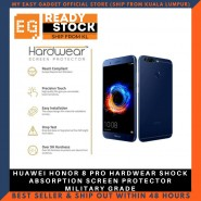 HUAWEI HONOR 8 PRO HARDWEAR SHOCK ABSORPTION SCREEN PROTECTOR MILITARY GRADE