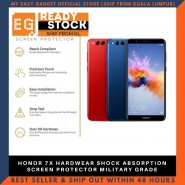 HONOR 7X HARDWEAR SHOCK ABSORPTION SCREEN PROTECTOR MILITARY GRADE