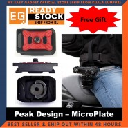 Peak Design Micro Plate - Original Camera Gear [ready Stock]