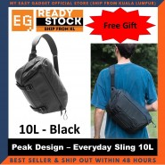 Peak Design Everyday Sling Bag 10L - Original Camera Gear [ready Stock]