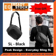 Peak Design Everyday Sling Bag 5L - Original Camera Gear [ready Stock]