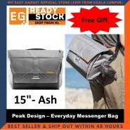 "Peak Design Everyday Messenger Sling Bag 15"" Inch - Original Camera Gear [ready Stock]"
