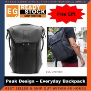 Peak Design Everyday Backpack 20L - Original Camera Gear [ready Stock]