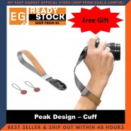 Peak Design Cuff Wrist Strap - Original Camera Gear [ready Stock]