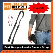Peak Design Leash - Original Camera Gear [ready Stock]